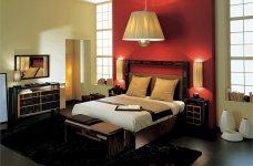 Кровать A1337, фабрика Annibale Colombo